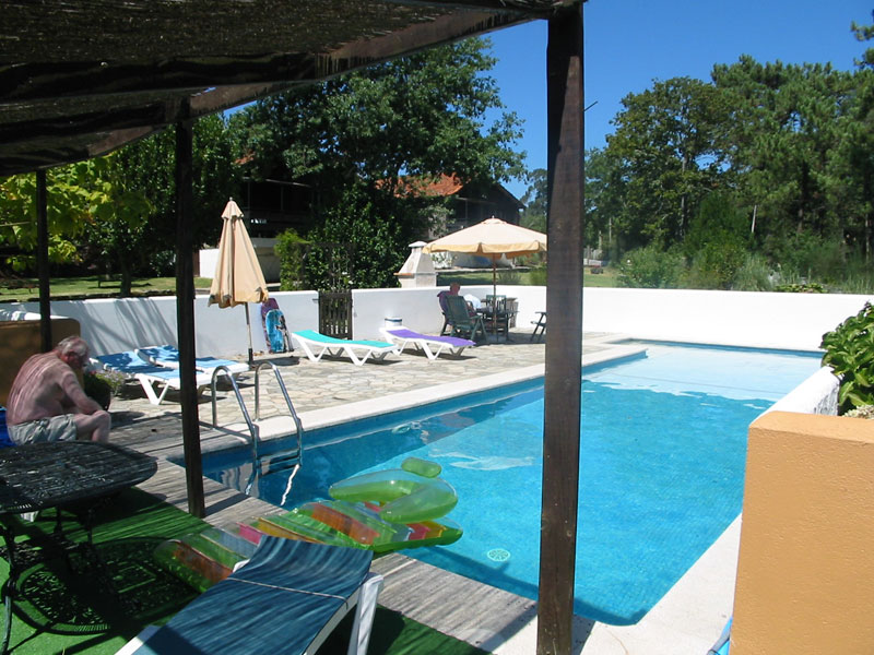 Finca Rio Mino - Swimming pool